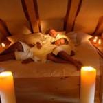 Saunování v Rakousku - horké sauny v bílých Alpách