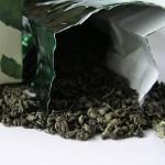 Test zelených čajů - kektejly pesticidů