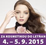 Kosmetický veletrh WORLD OF BEAUTY & SPA  - 4. a 5. září 2015