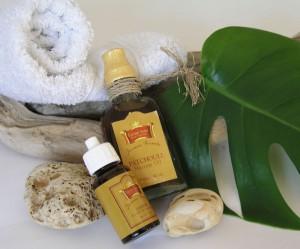 kosmetika do sauny aroma ceremonial