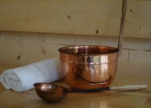 vaybavení sauna ceremonial