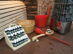 vune sauna ceremonial aroma