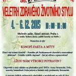 Veletrh Minerva - esoterika, zdraví a pohoda - Praha 4. – 6. 12. 2015