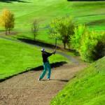 Wellness a golf - největší golfový resort v Rakousku, lázně Stegersbach