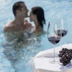 Víno a wellness - víno Uhudler -  wellness zážitky a gastronomie, jižní Burgenland - lákavá spa destinace