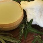 Bambucké máslo v kosmetice - máslo karité (shea butter) - oblíbená přírodní kosmetika