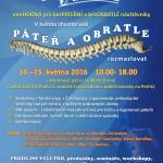 Pozvánka na veletrh Minerva 14. a 15. 5. 2016 Praha
