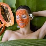 Domácí kosmetika - domácí ovocné pleťové masky z ovoce
