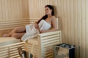 foto Finska sauna