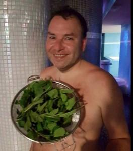 Saunový Mág Pavel Hofrichter