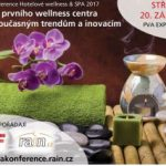 Wellness konference - Hotelové wellness &  SPA