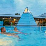 Relaxace v lázních Bad Birnbach, německé lázně ve venkovském stylu